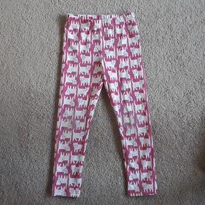 Carters girl 5T cat leggings